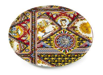 Talíř servírovací BOUTIQUE - SANTA ROSALIA 36 cm, Palais Royal