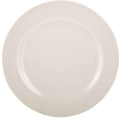 Talíř jídelní BBQ 28 cm - bílá, Zak!