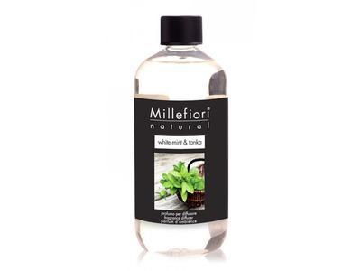 Natural Náplň pro difuzér 250ml/White Mint & Tonka