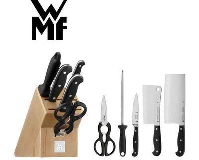 Sada nožů s blokem SPITZENKLASSE PLUS 6-dílná, WMF - 1