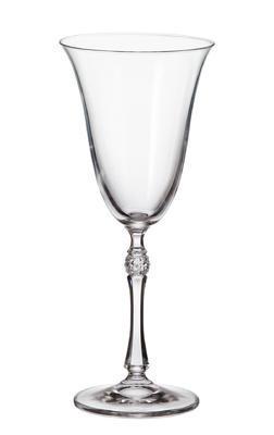 Sklenice na červené víno PROXIMA / PARUS 350 ml, Crystalite Bohemia