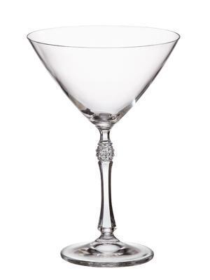 Sklenice na Martini PROXIMA / PARUS 280 ml, Crystalite Bohemia