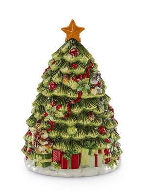 Vánoční dóza - Stromeček NATALE 23 cm, Palais Royal