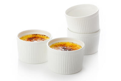 Set 4ks - Misky zapékací Ramekin WHITE BASICS 10 cm, Maxwell & Williams