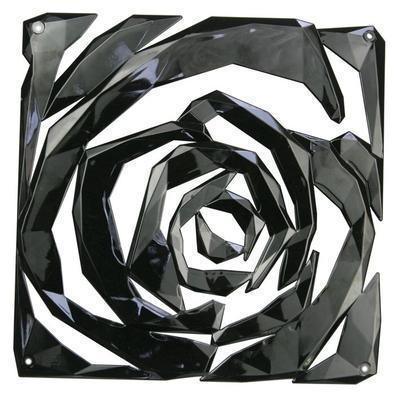 Dekorace závěsná B1 ROMANCE - černá, Koziol - 1