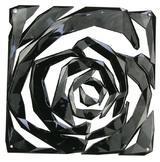 Dekorace závěsná B1 ROMANCE - černá, Koziol - 1/2