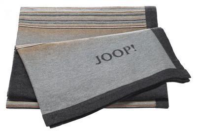 Deka JOOP! RESORT STRIPES 150x200 cm graphite