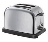 Toaster RETRO (na 2 toasty) st/st, Cilio - 1/5