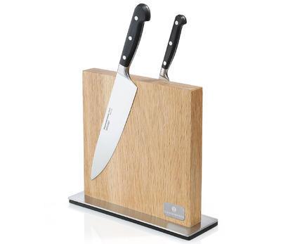 Magnetický blok na nože, oak   - 1
