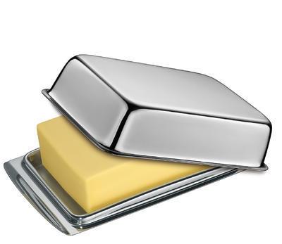 CLASIC dóza na máslo