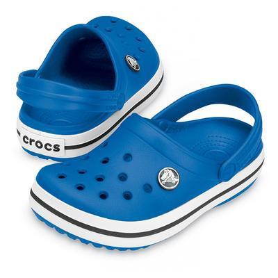 Boty CROCBAND KIDS C8/9 Oceánová Modř, Crocs - 1