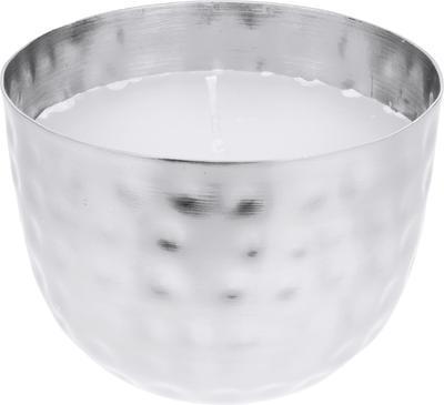 Svíčka 7 cm, stříbrná, Koopman
