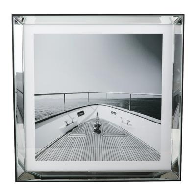 Obrázek - Příď lodi ACHTERN 60x60 cm, Wittkemper
