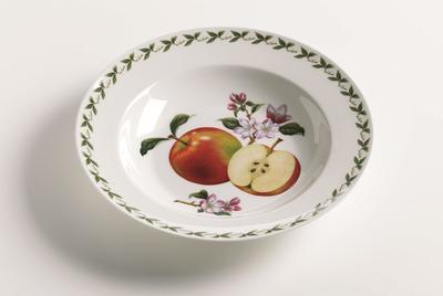 Talíř hluboký ORCHARD FRUITS 23 cm - jablko, Maxwell & Williams