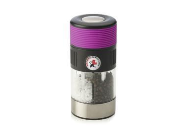 Mlýnek na sůl a pepř 3v1 TRIO 15 cm rúžový, Maxwell & Williams