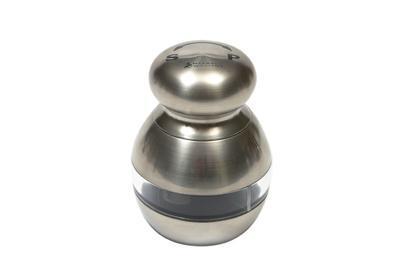 Mlýnek na sůl a pepř 2v1 DUO stříbrný, Maxwell & Williams