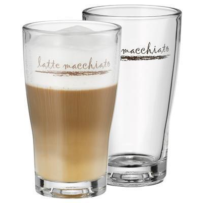 Sklenice na Latte Macchiato BARISTA 2 ks, WMF
