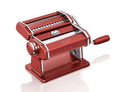 Strojek na těstoviny ATLAS WELLNESS červený, Küchenprofi