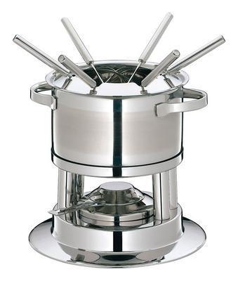 Set na fondue LUGANO 8dílný, Küchenprofi