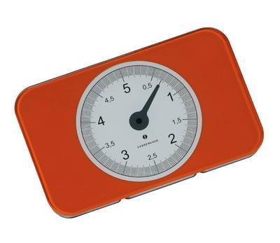 Digitální váha SCALE oranžová, Zassenhaus - 1