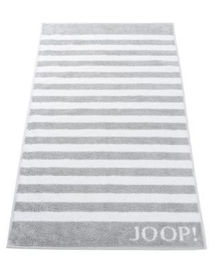 Osuška CLASSIC STRIPES 80x150 cm - sv. šedá, JOOP!