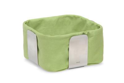 Košík na pečivo - malý DESA 10,5x19,5 cm - zelený, Blomus