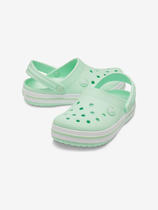 Dětské boty CROCBAND Clog Neo Mint vel. 24-25, Crocs - 1/2