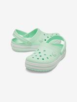 Dětské boty CROCBAND Clog Neo Mint vel. 34-35, Crocs - 1/2