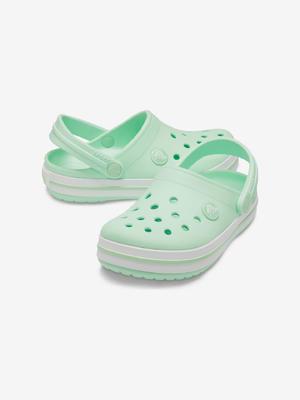 Dětské boty CROCBAND Clog Neo Mint vel. 27-28, Crocs - 1