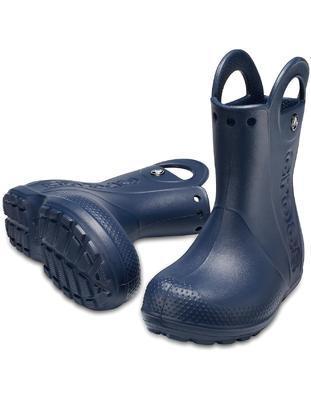 Holínky HANDLE IT RAIN BOOT KIDS J2 navy, Crocs  - 1