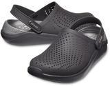 Boty LITERIDE CLOG M9/W11 black/slate grey, Crocs - 1/7