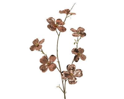 Květina DŘÍN, 84cm, zlatý, Kaemingk