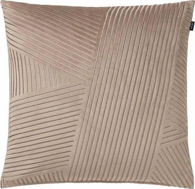 Povlak dekorační na polštář J! CROSSED 45x45 cm - sand, JOOP!