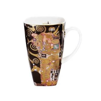 Hrnek ARTIS ORBIS G. Klimt - Fulfilment - 450 ml, Goebel