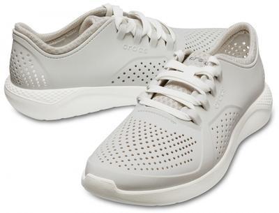 Tenisky LITERIDE PACER M12 pearl white/white, Crocs - 1
