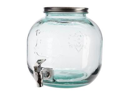 Demižón z recyklovaného skla, 23x24cm, Kaemingk  - 1
