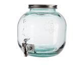 Demižón z recyklovaného skla, 23x24cm, Kaemingk  - 1/2