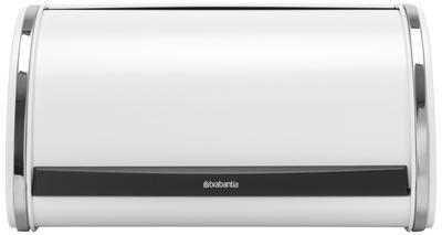 Chlebník Roll Top střední, bílý, Brabantia - 1