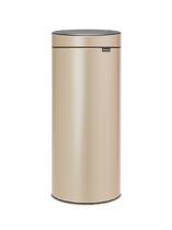 Odpadkový koš Touch Bin 30l, champagne, Brabantia - 1/6