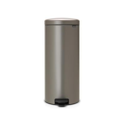 Pedálový koš NewIcon 30l, platin, Brabantia - 1