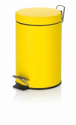 Koš kosmetický SOLE 3 l - žlutá, Kela - 1