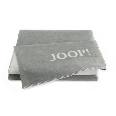 Deka JOOP! UNI-DOUBLEFACE 150x200 cm graphit-rauch - 1