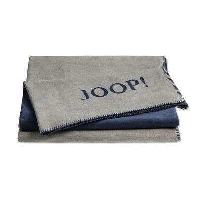 Deka JOOP! UNI-DOUBLEFACE 150x200 cm graphit-marine