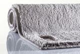 koupelnová předložka J! luxury 60x90 kiesel - 1/4