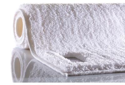 koupelnová předložka J! luxury 70x120 weiss - 1