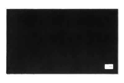 koupelnová předložka J! luxury 70x120 schwarz - 1
