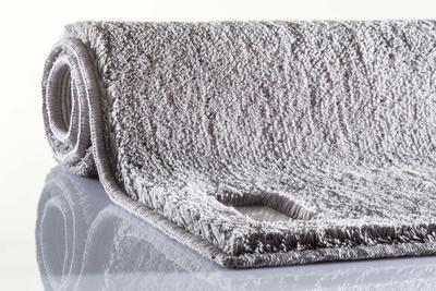 koupelnová předložka J! luxury 70x120 kiesel - 1