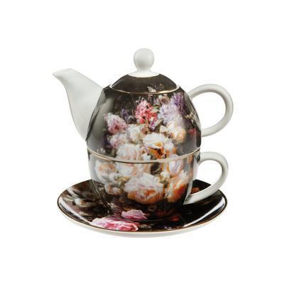 Čaj pro jednoho ARTIS ORBIS J.B. Robie - Still Life with Roses - 350 ml, Goebel