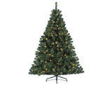 Vánoční stromeček IMPERIAL, svítící, 300cm - 740xLED, Kaemingk - 1/2