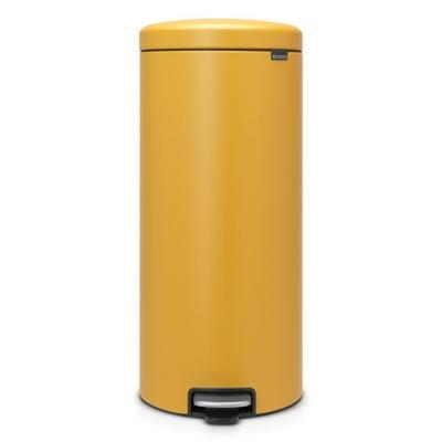 Koš pedálový NewIcon 30l, minerální žlutá, Brabantia - 1